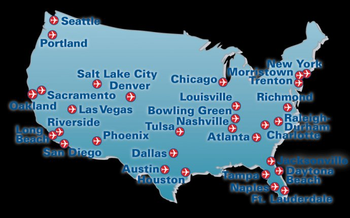 ATP Flight School 41 Locations