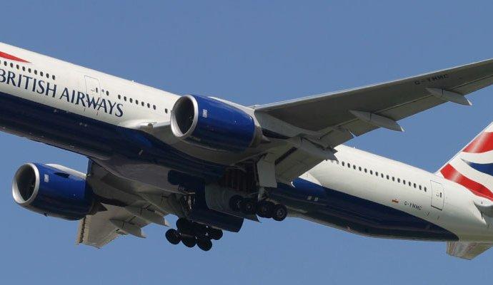 British Airways Future Pilot