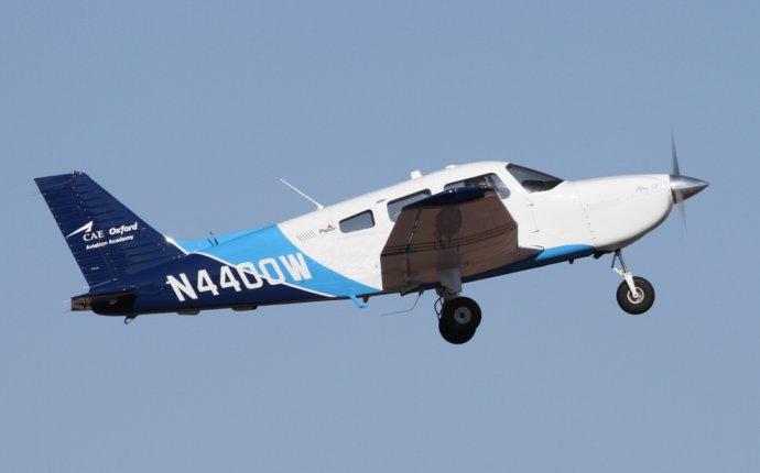 CAE Oxford Piper PA-28-181