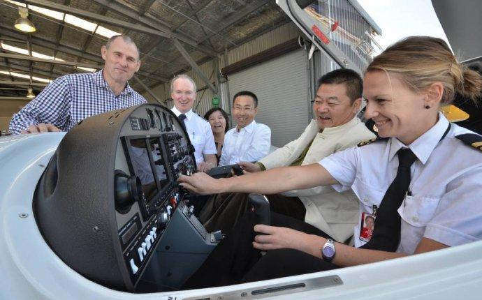 Chinese pilots to train here