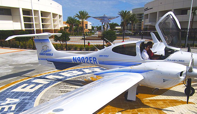 College of Aviation | Daytona Beach, Florida | Embry-Riddle