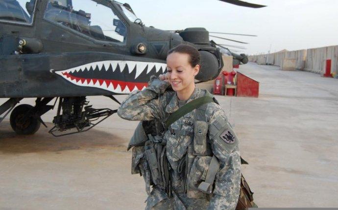 U.S. Army Captain Elizabeth