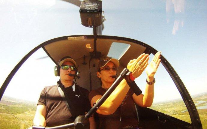 Flight Training - Alamo