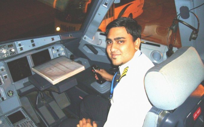 Indian aviation student