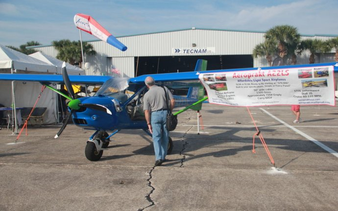 Sebring US Sport Aviation Expo