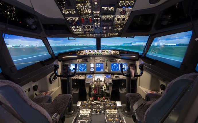 New Simulator at Cambridge Airport — Virtual Aviation