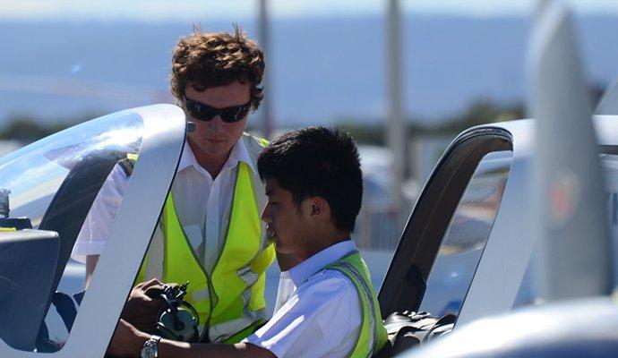 Perth - CAE Oxford Aviation