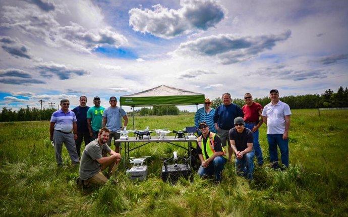 Picking a Good UAV Ground