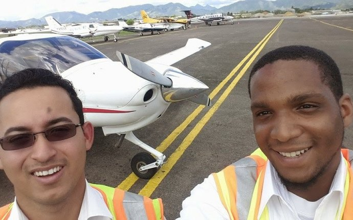 The road to becoming a pilot