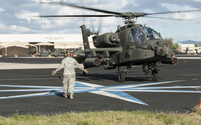 Western Army Aviation Training