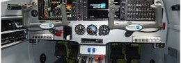 5 vulcanair v68r efis progress flight academy