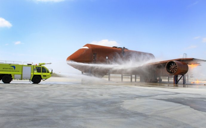 Aviation Fire Fighting Training