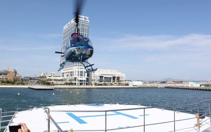 Helicopter pilot training San Diego