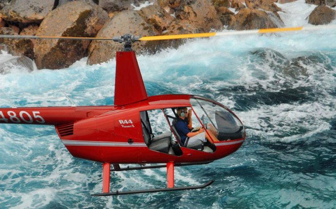 Cost of becoming a helicopter pilot