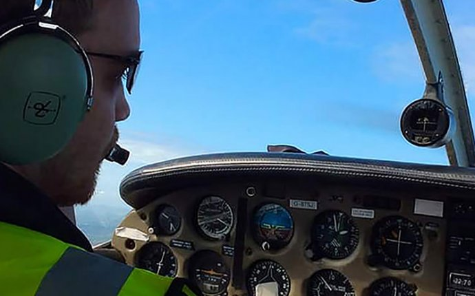 Private Pilot training UK