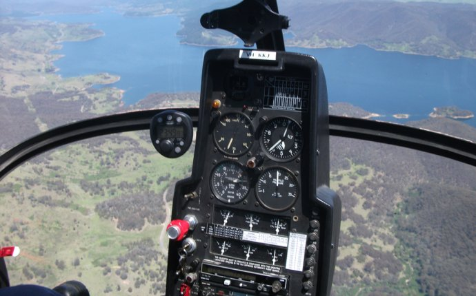 Helicopter pilot training Melbourne