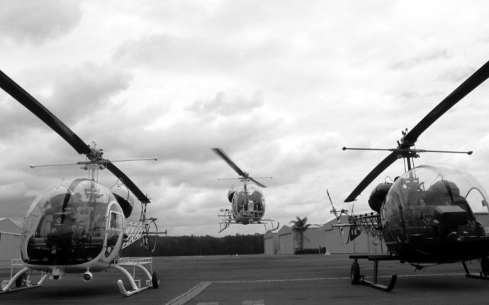 How to become a helicopter pilot Australia?