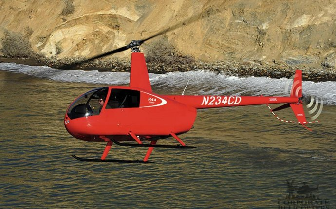 Helicopter Pilot Training | Aviation Education