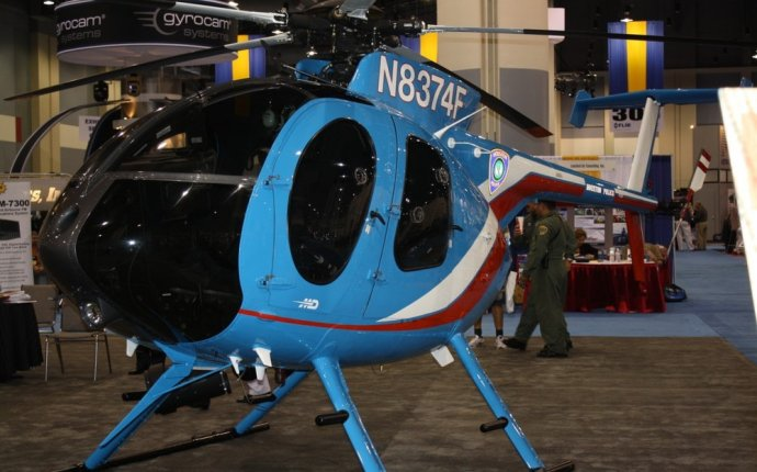 Helicopter pilot training Houston