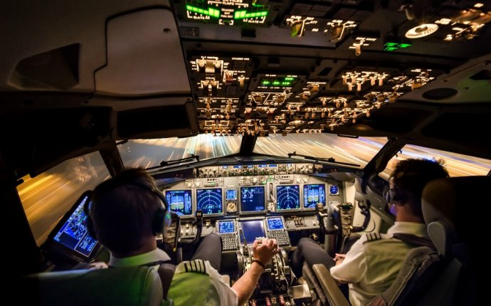 Train to be an airline Pilot