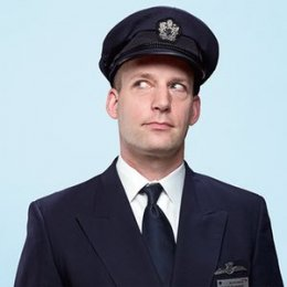 Mark Vanhoenacker, senior first officer with British Airways