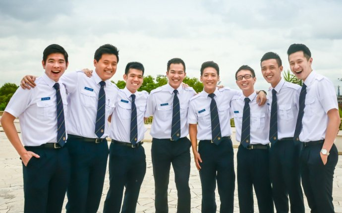 Singapore Airlines Pilot training