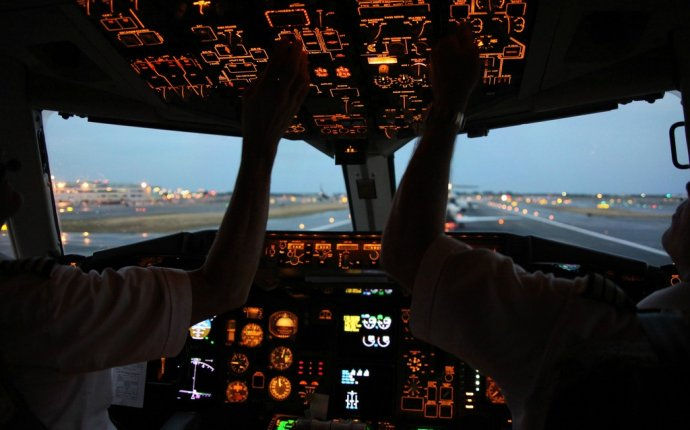 Want to become pilot